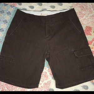 Ladies Gap Brand chino shorts